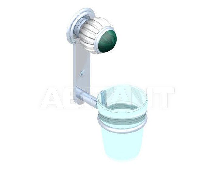 Купить Стаканодержатель THG Bathroom A8M.536 Vogue Malachite