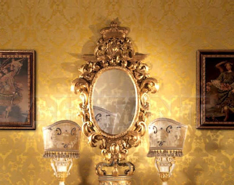 Купить Зеркало настольное Pietre preziose LaContessina Mobili R8097