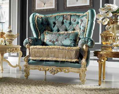 Купить Кресло Classic Stile/Arredo&sofa Settembre 2012 Luxor Poltrona