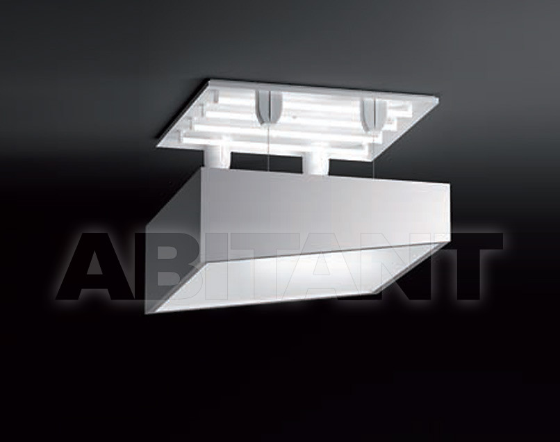Купить Светильник Vibia Grupo T Diffusion, S.A. Ceiling Lamps 0645.