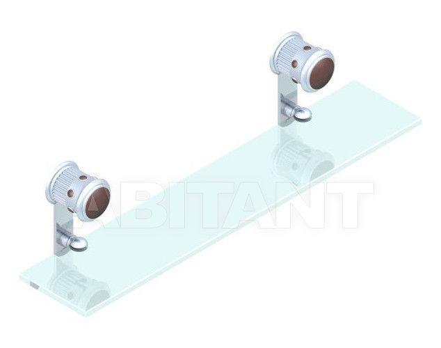 Купить Полка THG Bathroom U7C.564 Trocadéro Red Jasper