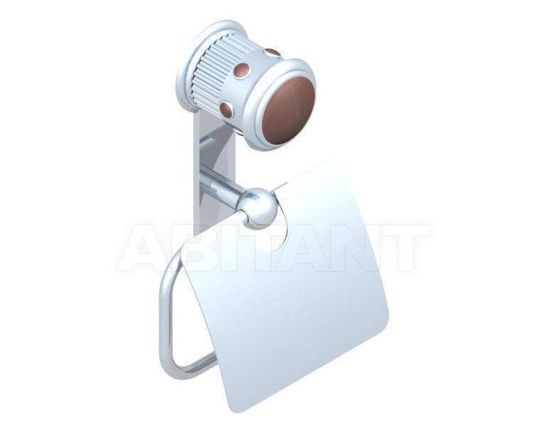 Купить Держатель для туалетной бумаги THG Bathroom U7C.538AC Trocadéro Red Jasper