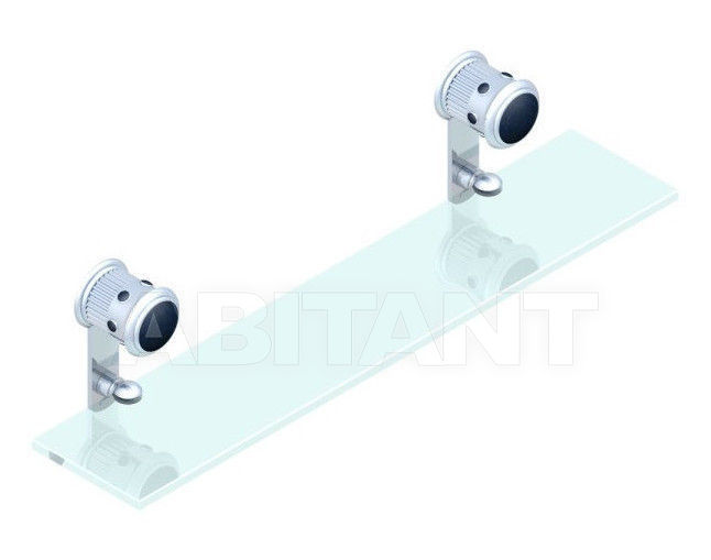 Купить Полка THG Bathroom U7B.564 Trocadéro Lapis Lazuli