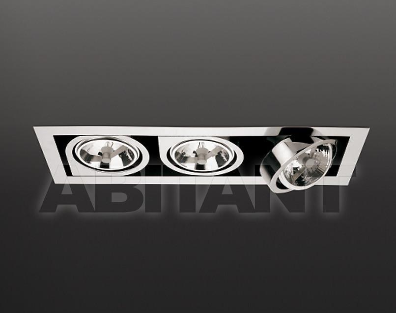 Купить Встраиваемый светильник Vibia Grupo T Diffusion, S.A. Ceiling Lamps 8147.