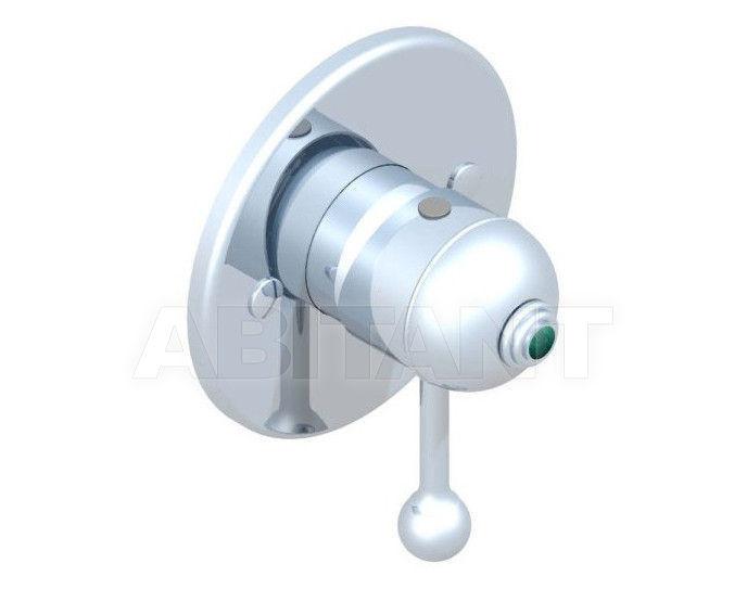 Купить Встраиваемые смесители THG Bathroom U7A.6540 Trocadéro Malachite