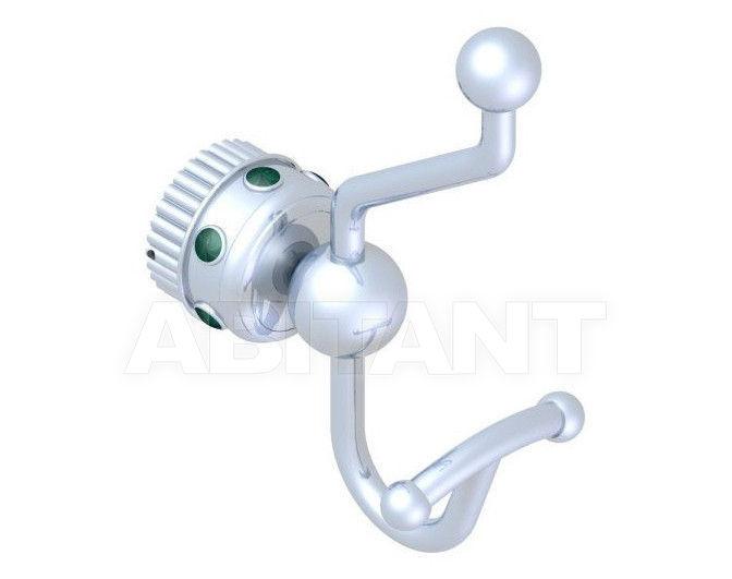 Купить Крючок THG Bathroom U7A.510A Trocadéro Malachite