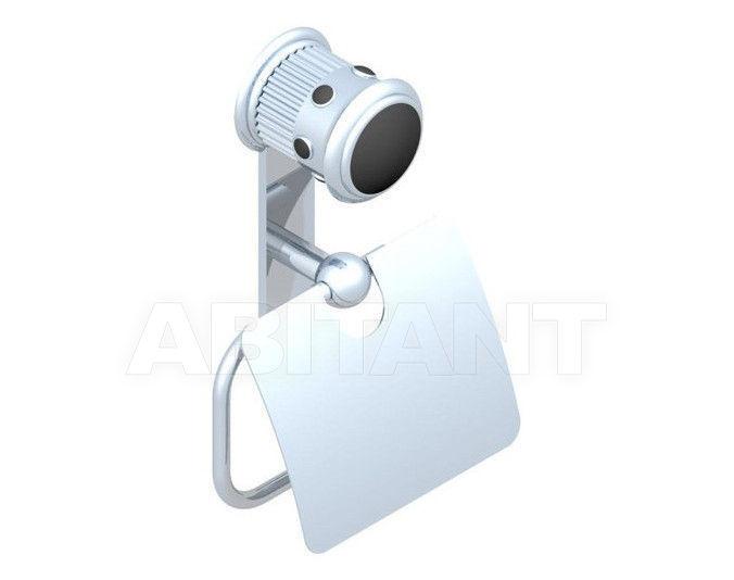 Купить Держатель для туалетной бумаги THG Bathroom U7D.538AC Trocadéro black Onyx