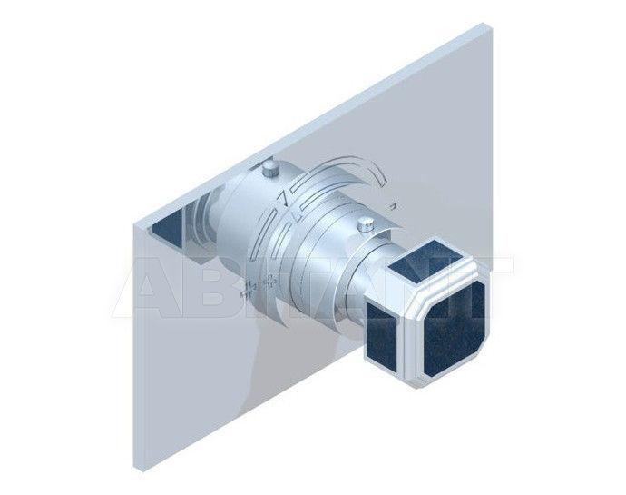 Купить Смеситель термостатический THG Bathroom A3E.5100B Médicis Lapis Lazuli