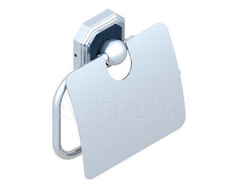 Купить Держатель для туалетной бумаги THG Bathroom A3E.538AC Médicis Lapis Lazuli
