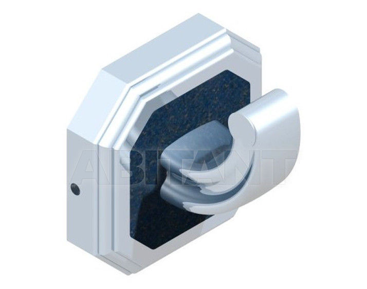 Купить Крючок THG Bathroom A3E.508 Médicis Lapis Lazuli