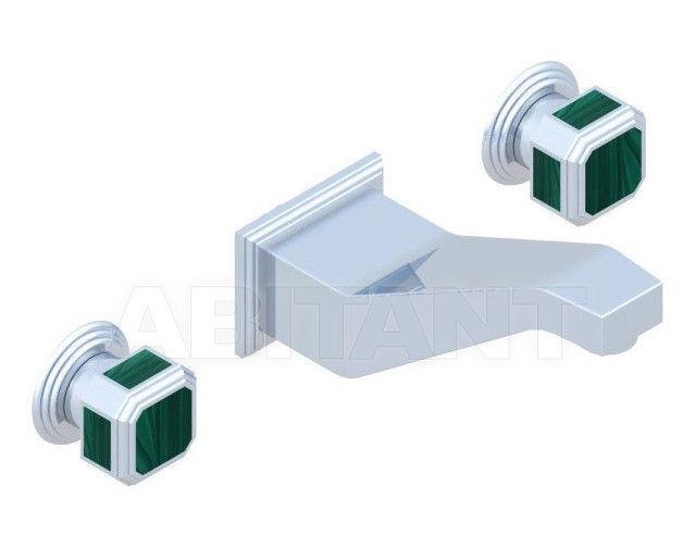 Купить Смеситель для раковины THG Bathroom A3F.20G Medicis Malachite
