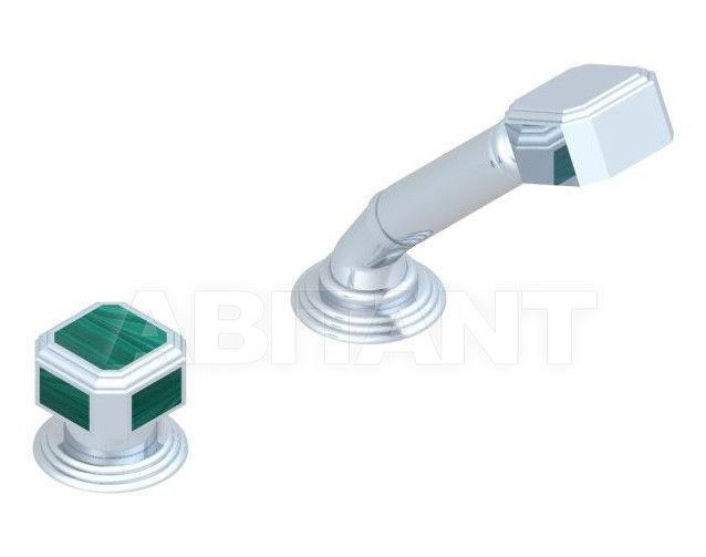 Купить Смеситель для ванны THG Bathroom A3F.6532/60A Medicis Malachite