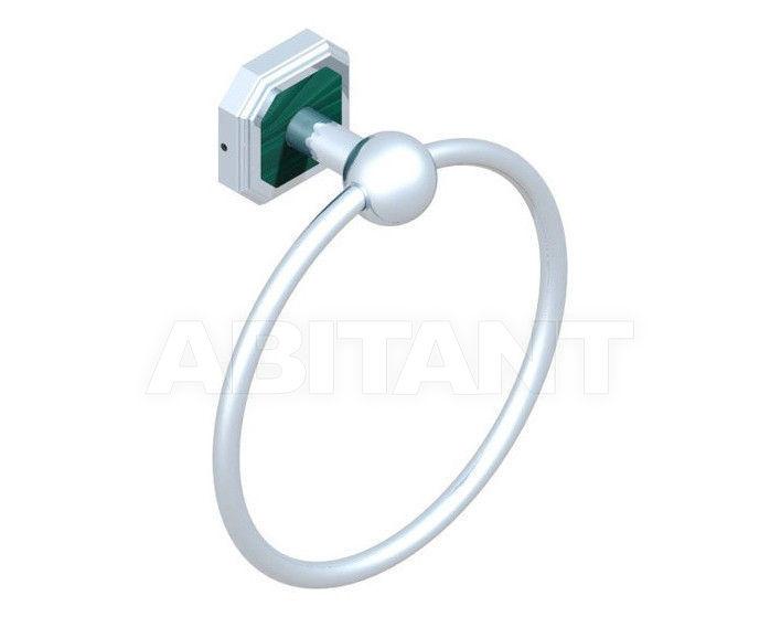 Купить Держатель для полотенец THG Bathroom A3F.504N Medicis Malachite