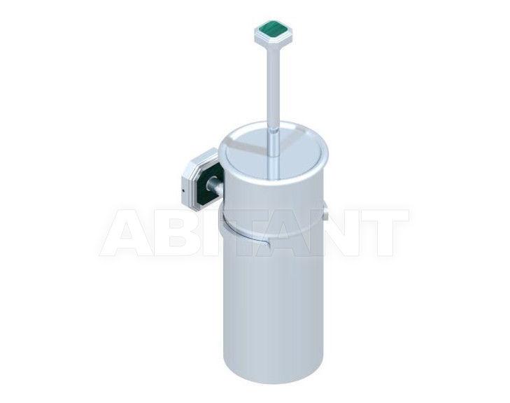Купить Щетка для туалета THG Bathroom  A3F.4720C Medicis Malachite