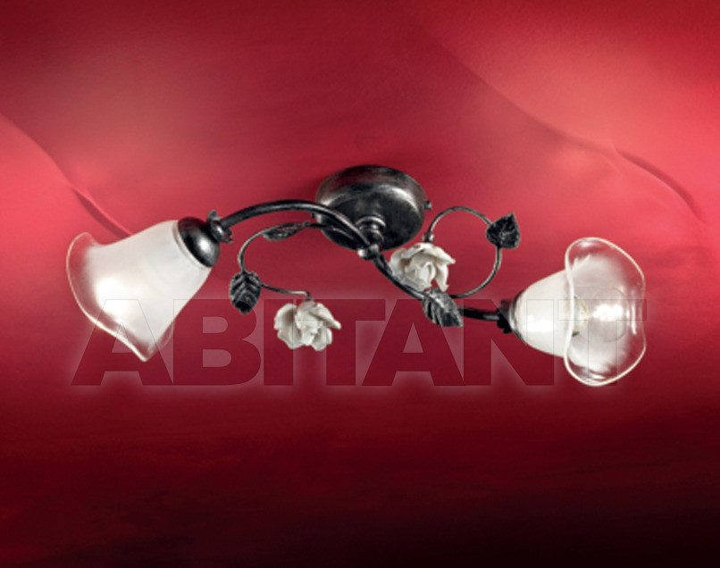 Купить Светильник Ferroluce Siena C1184/2 PL