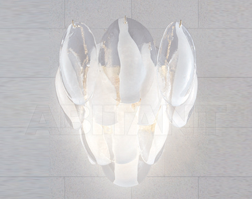 Купить Светильник настенный La Murrina 2013 851 - A/7 vetri