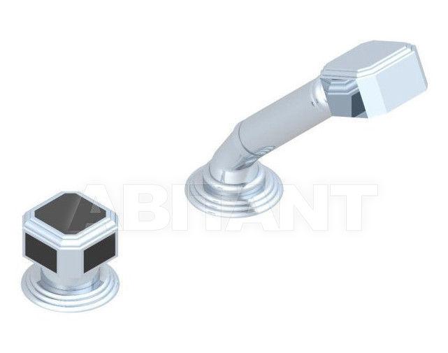 Купить Смеситель для ванны THG Bathroom A3C.6532/60A Medicis black Onyx