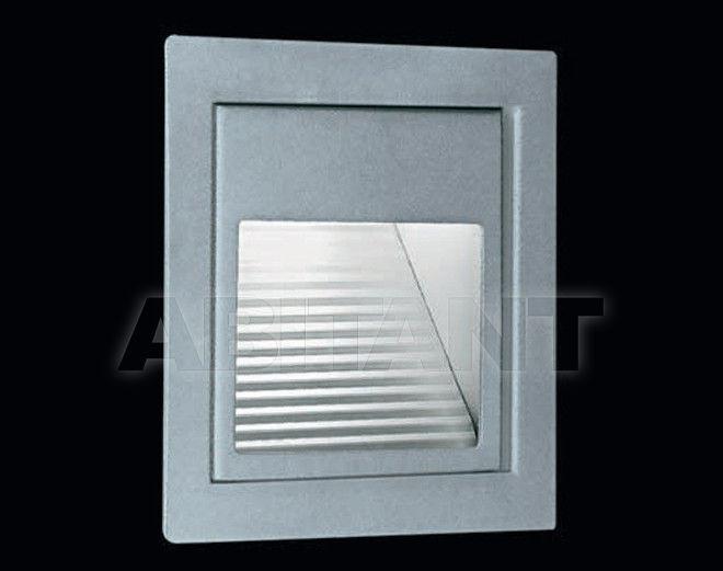 Купить Фасадный светильник Metal Spot Incassi 15251