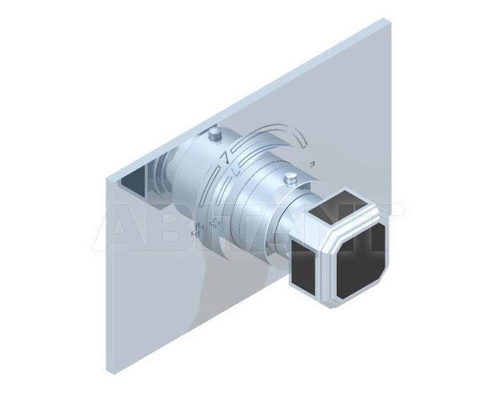 Купить Смеситель термостатический THG Bathroom A3C.5100B Medicis black Onyx