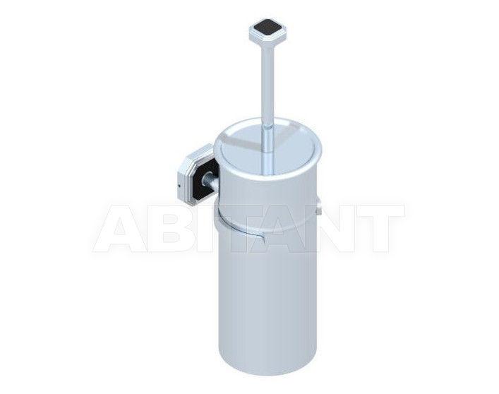 Купить Щетка для туалета THG Bathroom A3C.4720C Medicis black Onyx
