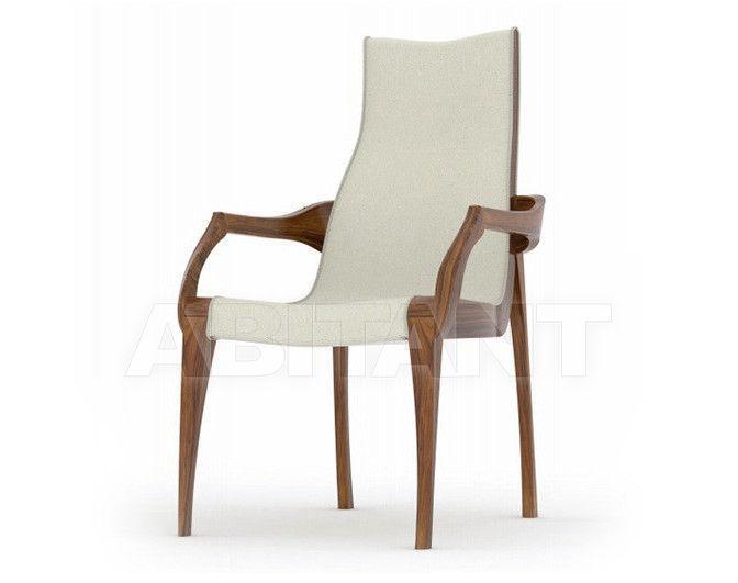 Купить Стул с подлокотниками Randolph & Hein Dinign Chairs Lynxx Armchair