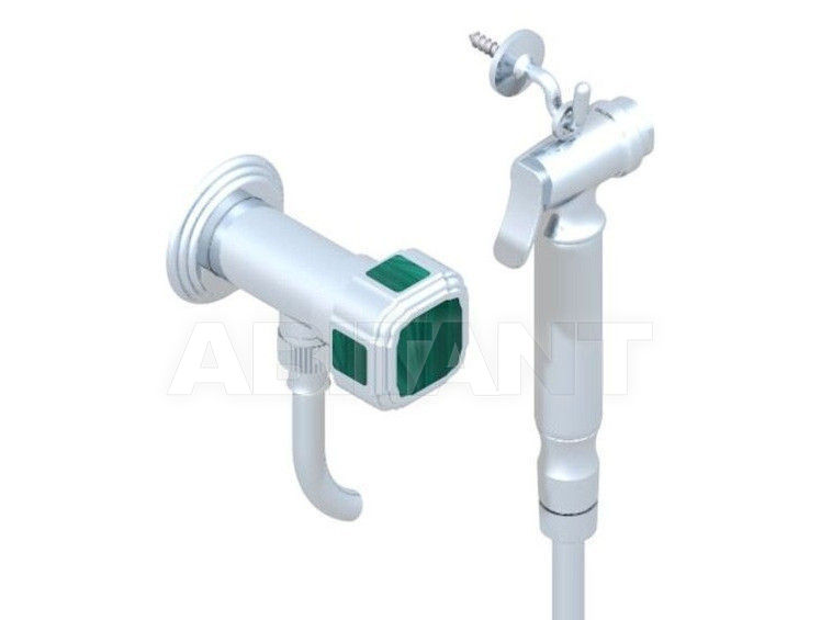 Купить Гигиенический душ THG Bathroom A3N.5840/8 Venezia Malachite