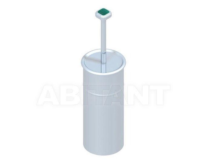 Купить Щетка для туалета THG Bathroom A3N.4700C Venezia Malachite