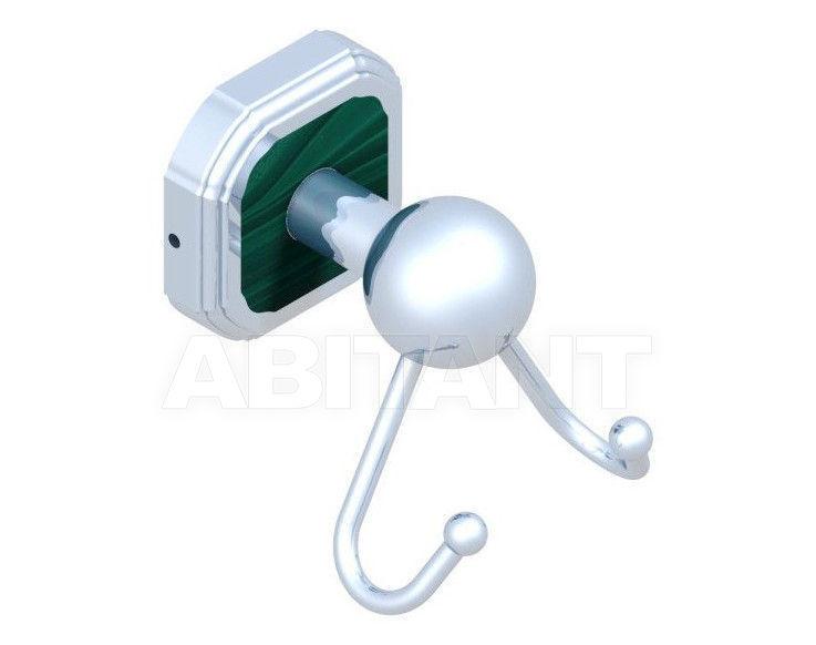 Купить Крючок THG Bathroom A3N.512 Venezia Malachite