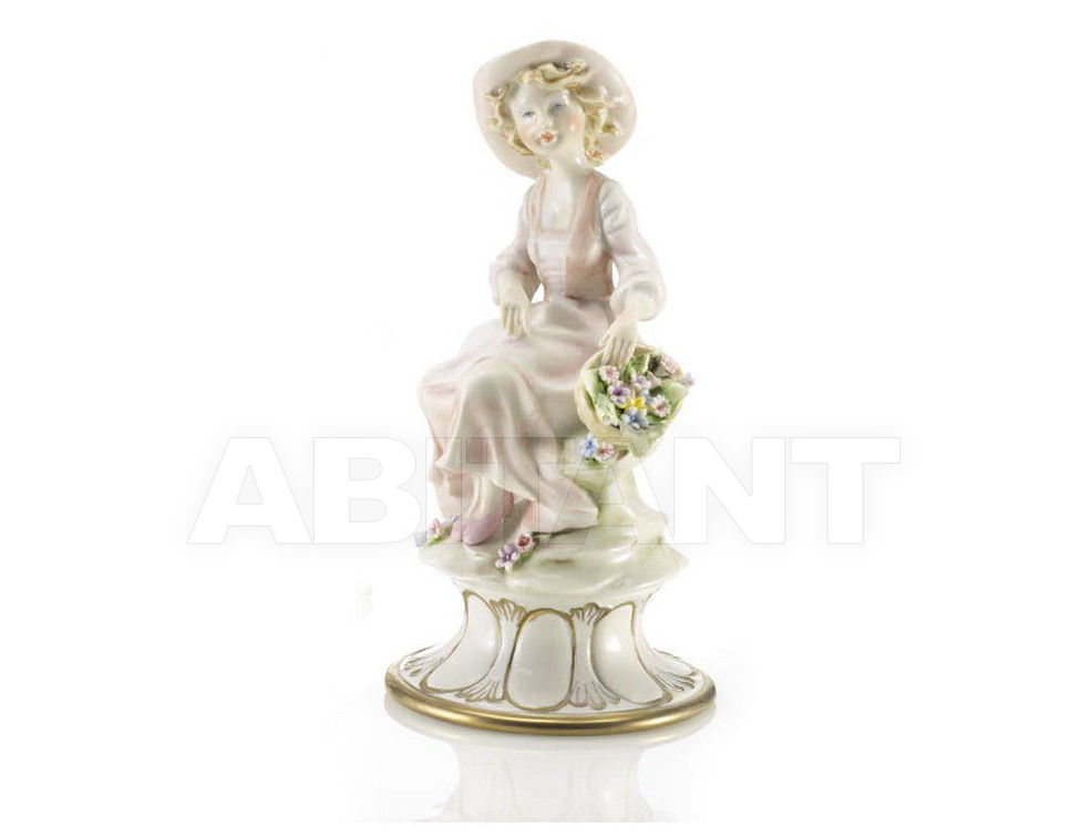 Купить Статуэтка PEASANT Villari Capodimonte T.00664-002
