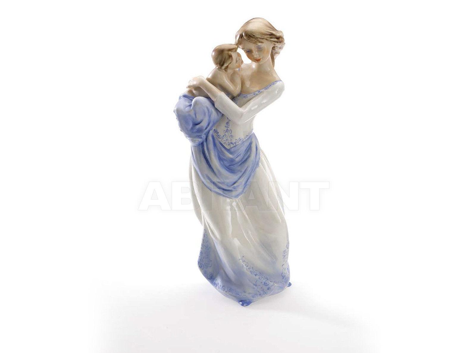 Купить Статуэтка RANYA Villari Capodimonte T.02362-002
