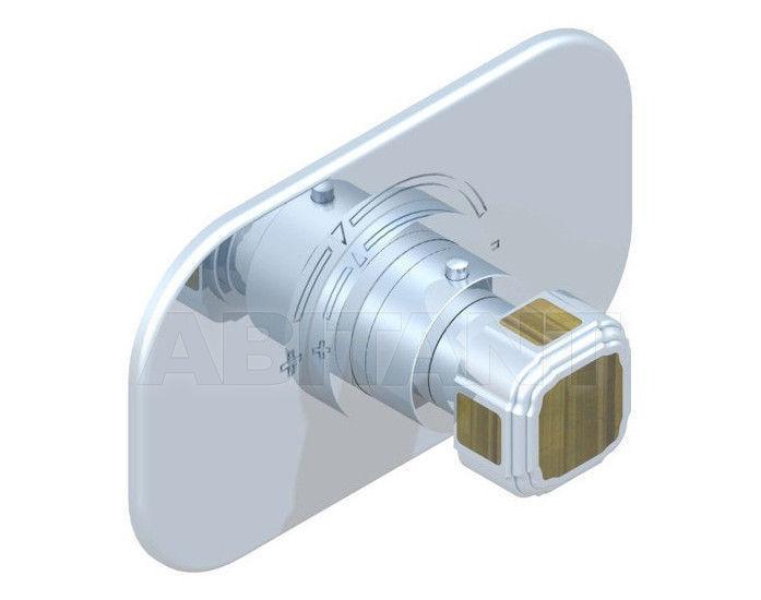 Купить Смеситель термостатический THG Bathroom A3P.5100B Venezia Tiger Eye