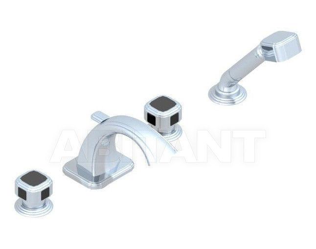 Купить Смеситель для ванны THG Bathroom A3K.112BG Venezia black Onyx