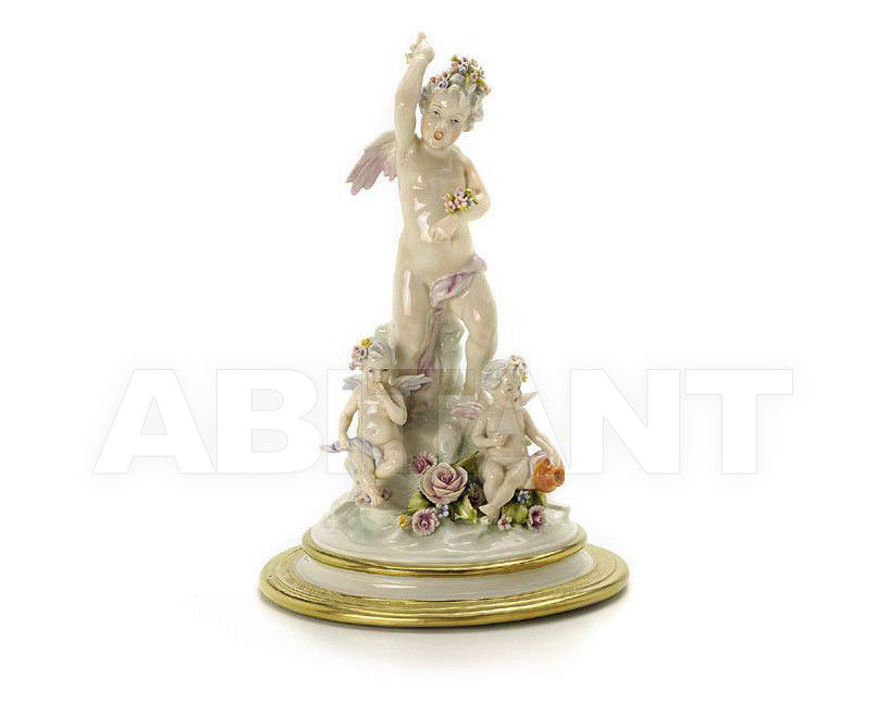 Купить Статуэтка FLOVERY HARMONY Villari Capodimonte T.02194-002