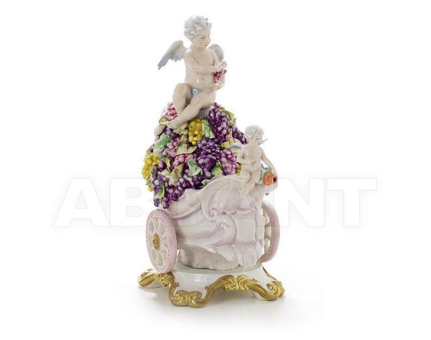 Купить Статуэтка HARVEST HEAVEN CARRIAGE Villari Capodimonte T.02245-002