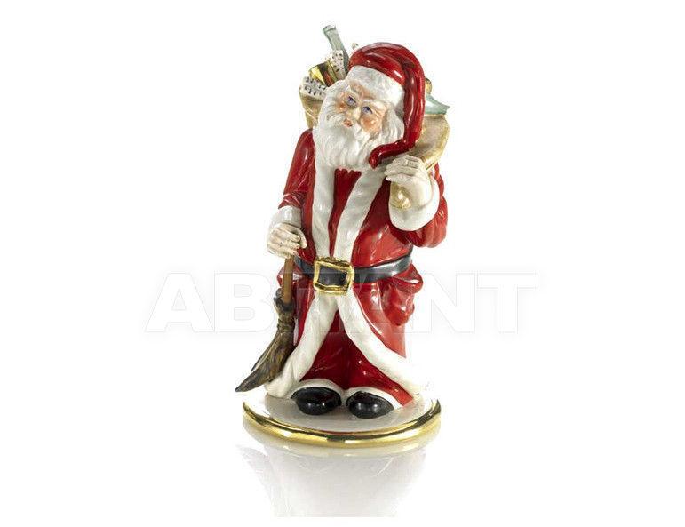 Купить Статуэтка SANTA CLAUS Villari Capodimonte 0001548-002