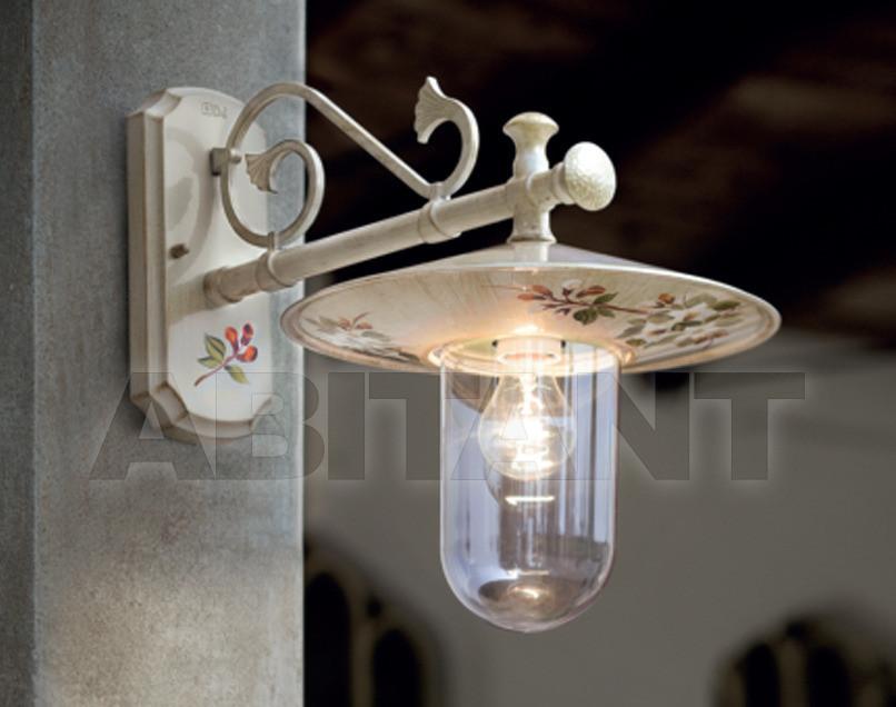 Купить Фасадный светильник Ferroluce Genova A400 AP