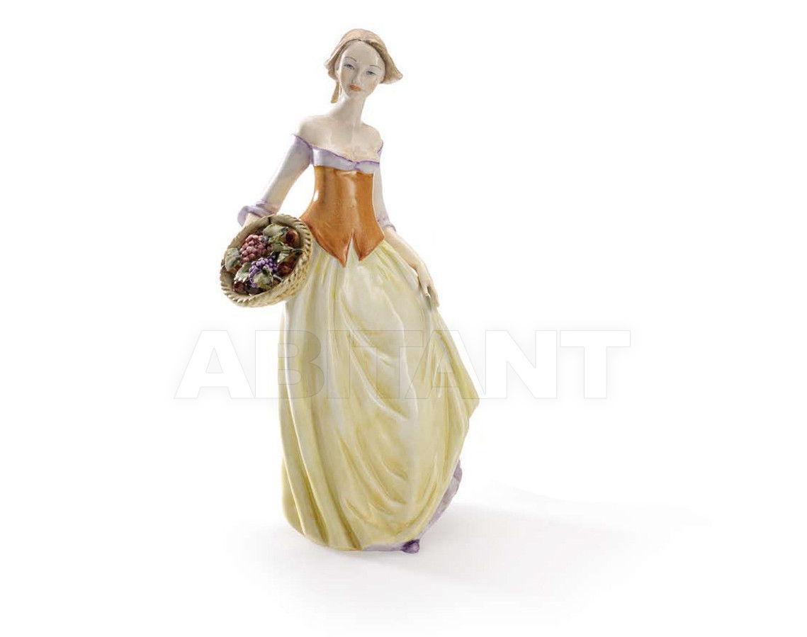 Купить Статуэтка RANYA AUTUMN GR. Villari Capodimonte T.02356-002