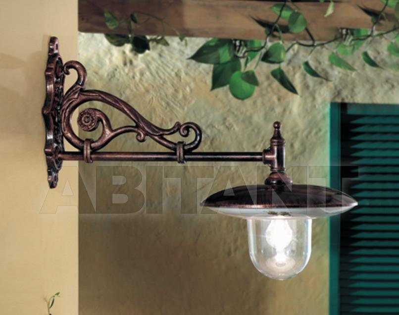 Купить Фасадный светильник Ferroluce Genova A293 AP