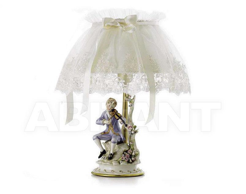 Купить Лампа настольная THE VIOLINIST Villari Capodimonte T.00142-002