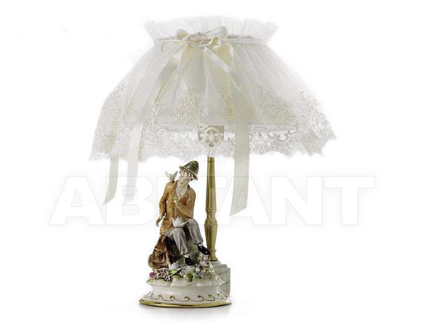 Купить Лампа настольная THE SHEPHERD Villari Capodimonte T.00094-002