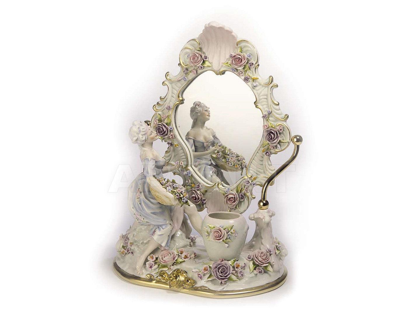 Купить Зеркало настольное HAPPINESS MIRROR Villari Capodimonte T.01741-002