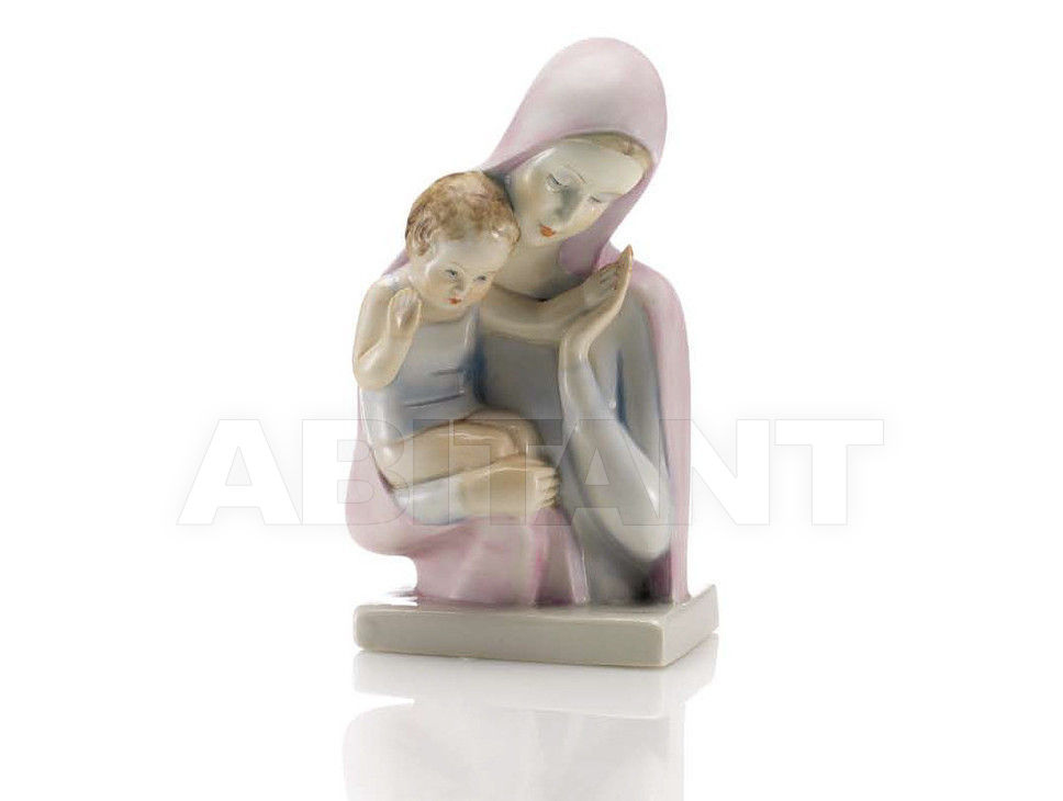 Купить Статуэтка MEDJUGORJE LADY Villari Capodimonte T.02445-002 3