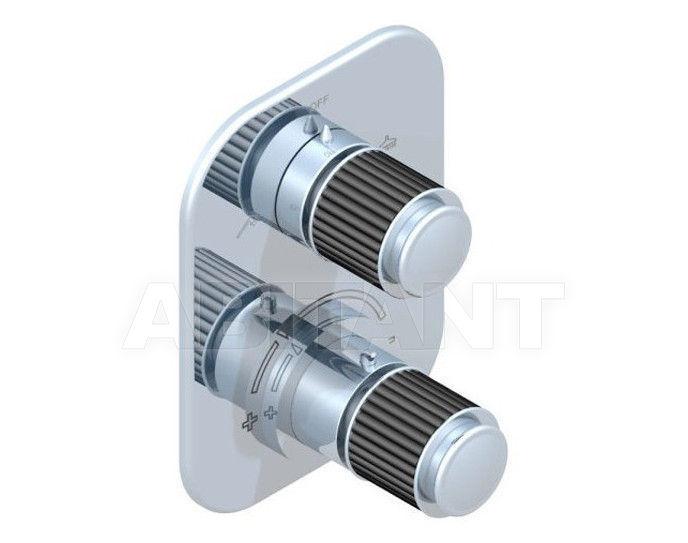 Купить Смеситель термостатический THG Bathroom A9C.5500B Jaipur black Onyx