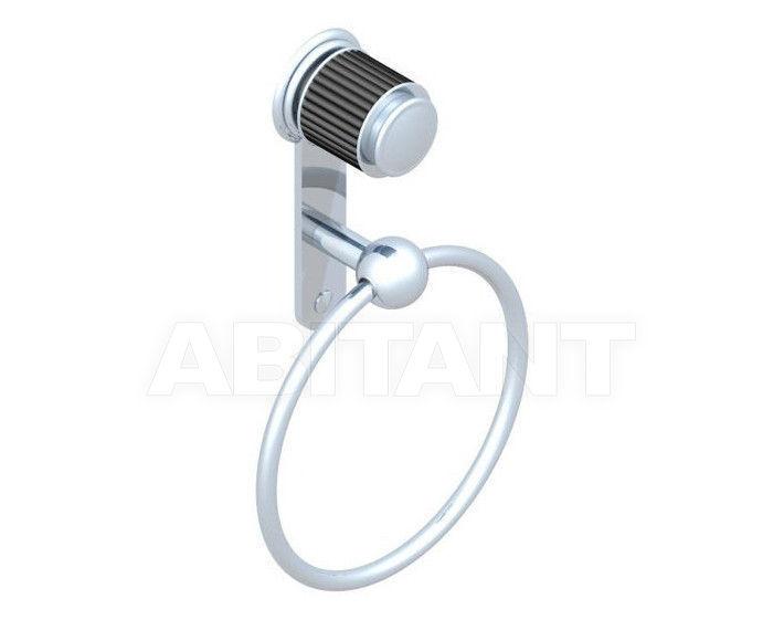 Купить Держатель для полотенец THG Bathroom A9C.504N Jaipur black Onyx