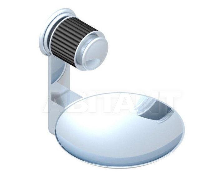 Купить Мыльница THG Bathroom A9C.546GM Jaipur black Onyx