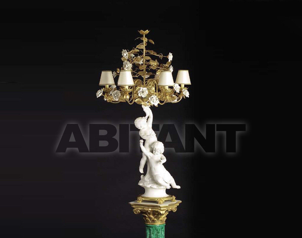 Купить Торшер Villari Capodimonte 4002310-007