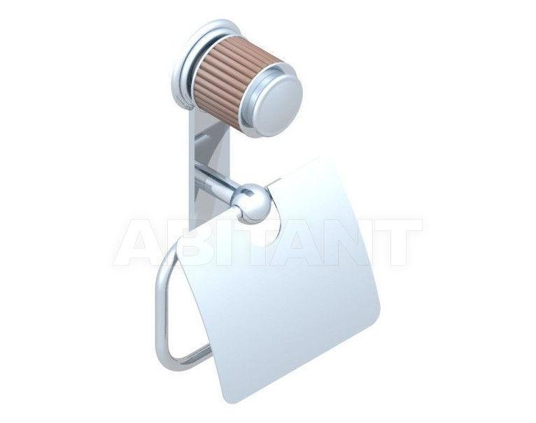 Купить Держатель для туалетной бумаги THG Bathroom A9D.538AC Jaipur Rose quartz