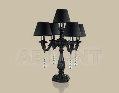 Купить Лампа настольная Le Porcellane  Home And Lighting 2138/5/N