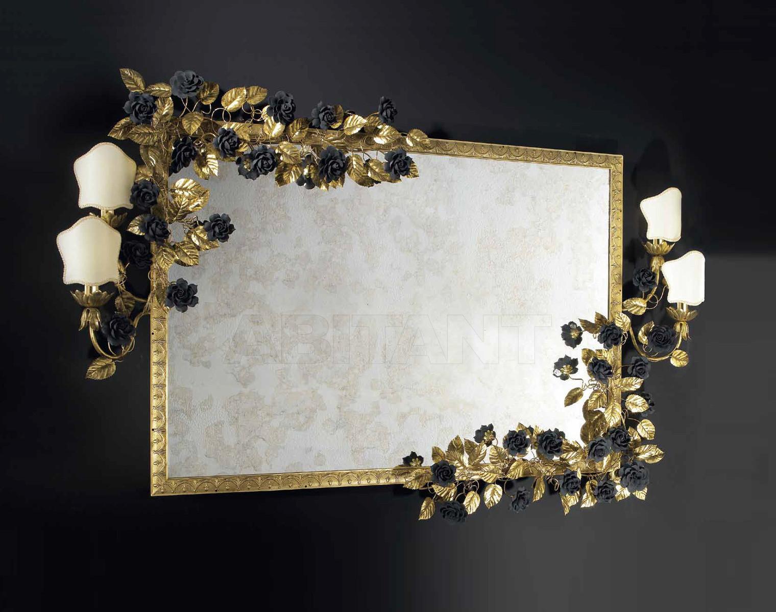 Купить Зеркало настенное Villari Home And Lights 4002329-802