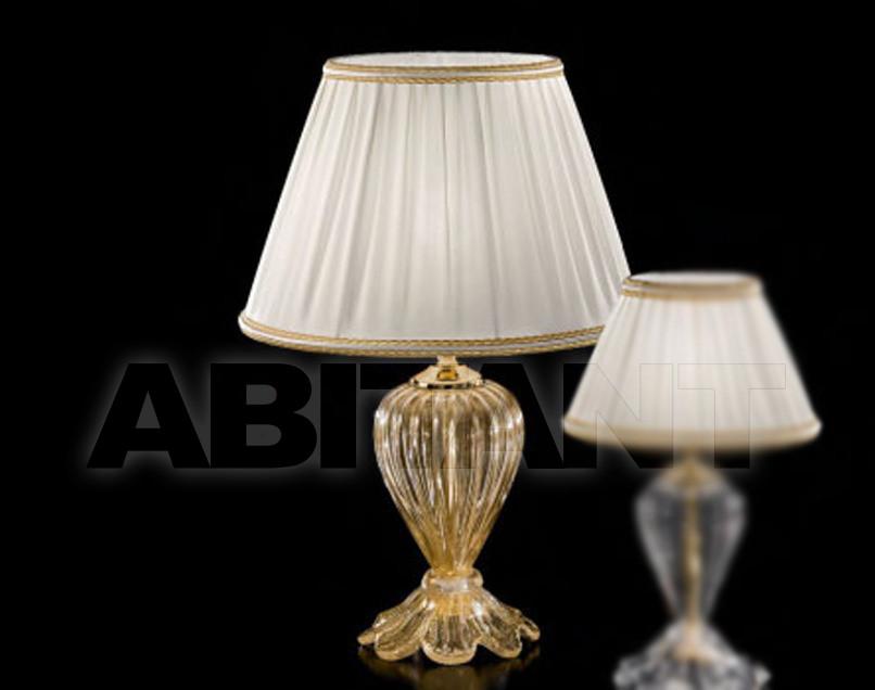 Купить Лампа настольная Sylcom s.r.l. Suite 1462/35 CP ORO